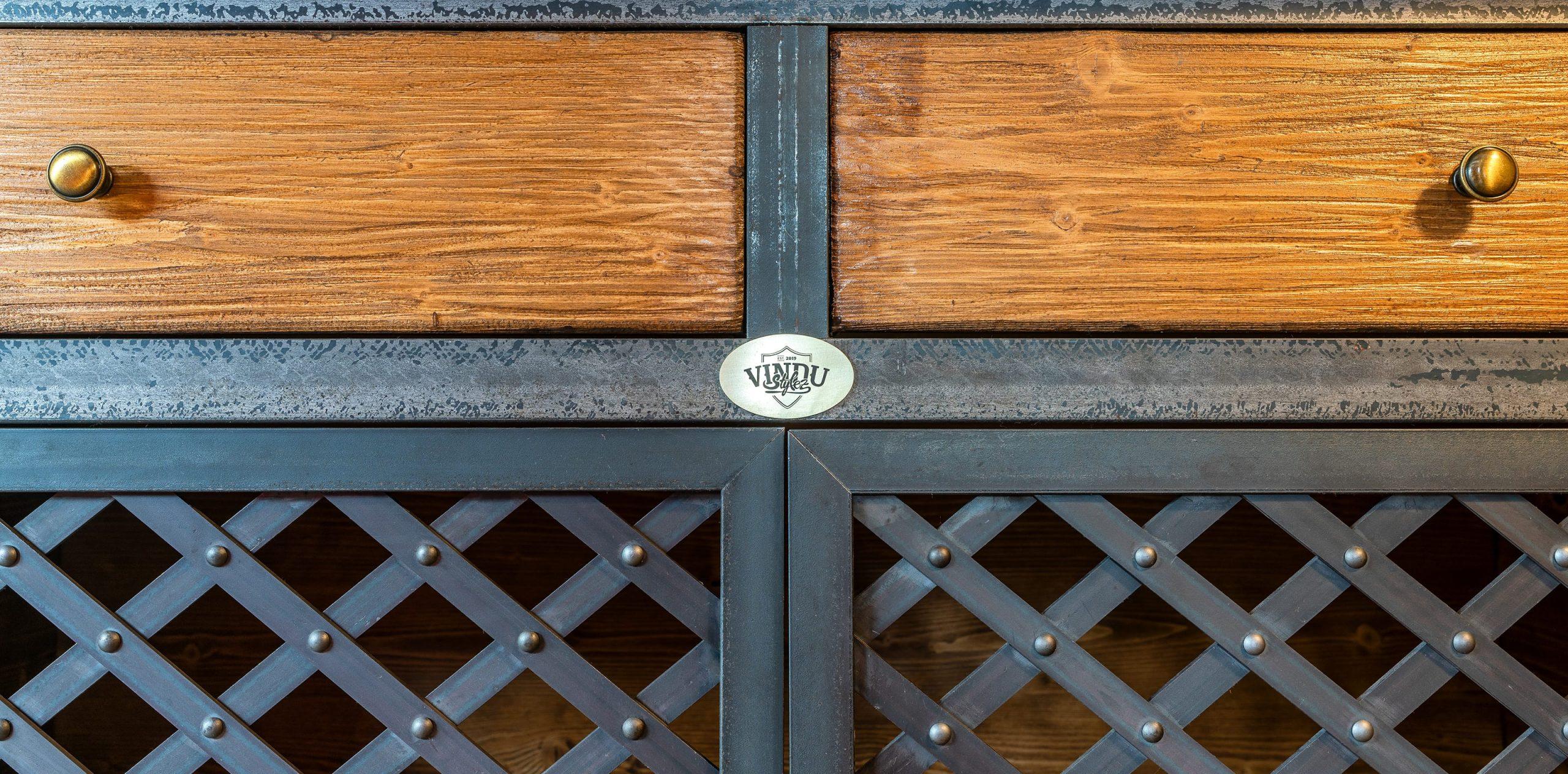 VINDU-Stylez, Komode privat   Industrial & Vintage   Möbeldesign   Polling, Tirol, Österreich   MSC Fabian Knes