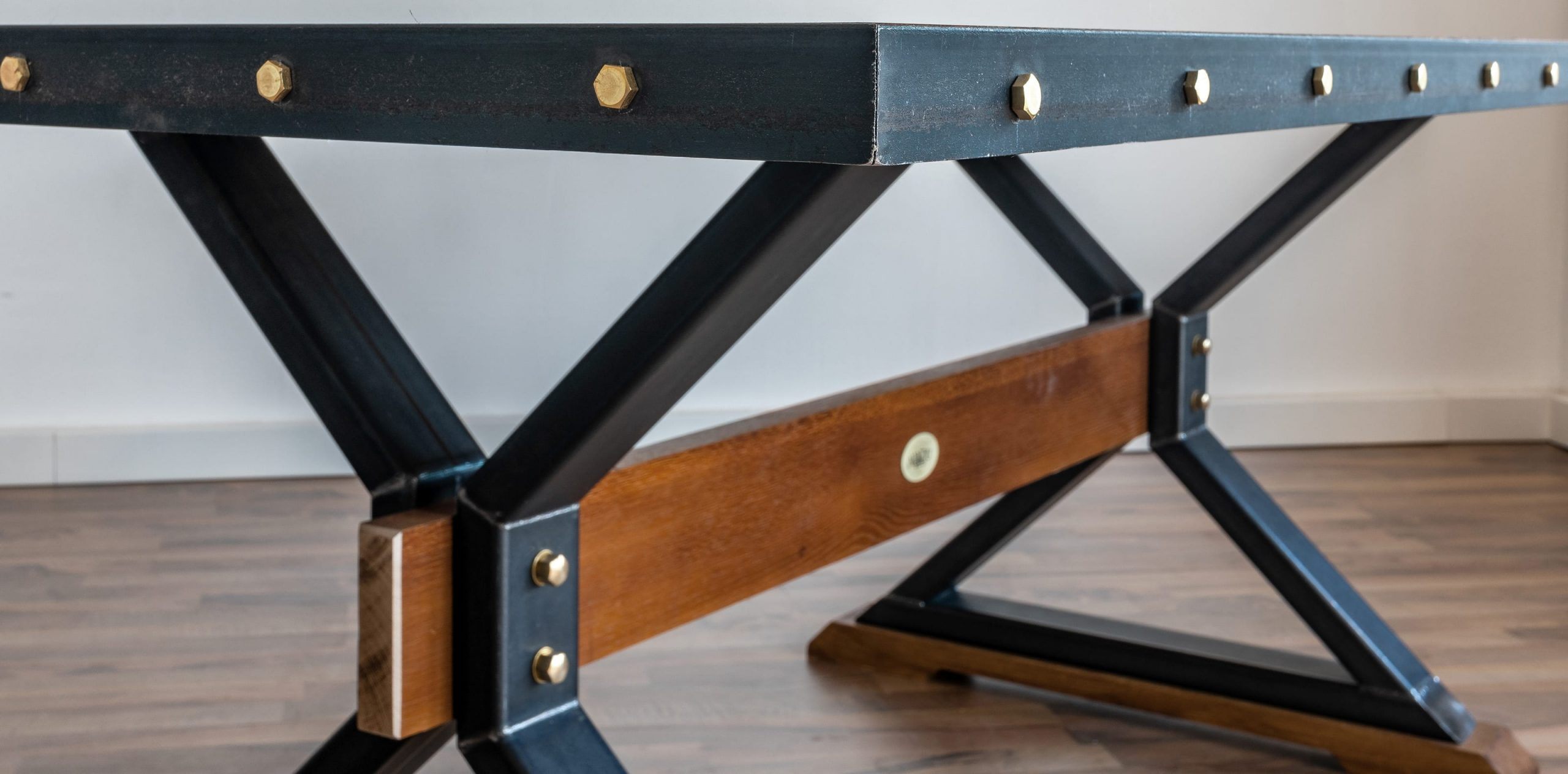 VINDU-Stylez, Esstisch, Appartment 53 | Industrial & Vintage | Möbeldesign | Reith bei Seefeld, Tirol, Österreich | MSC Fabian Knes
