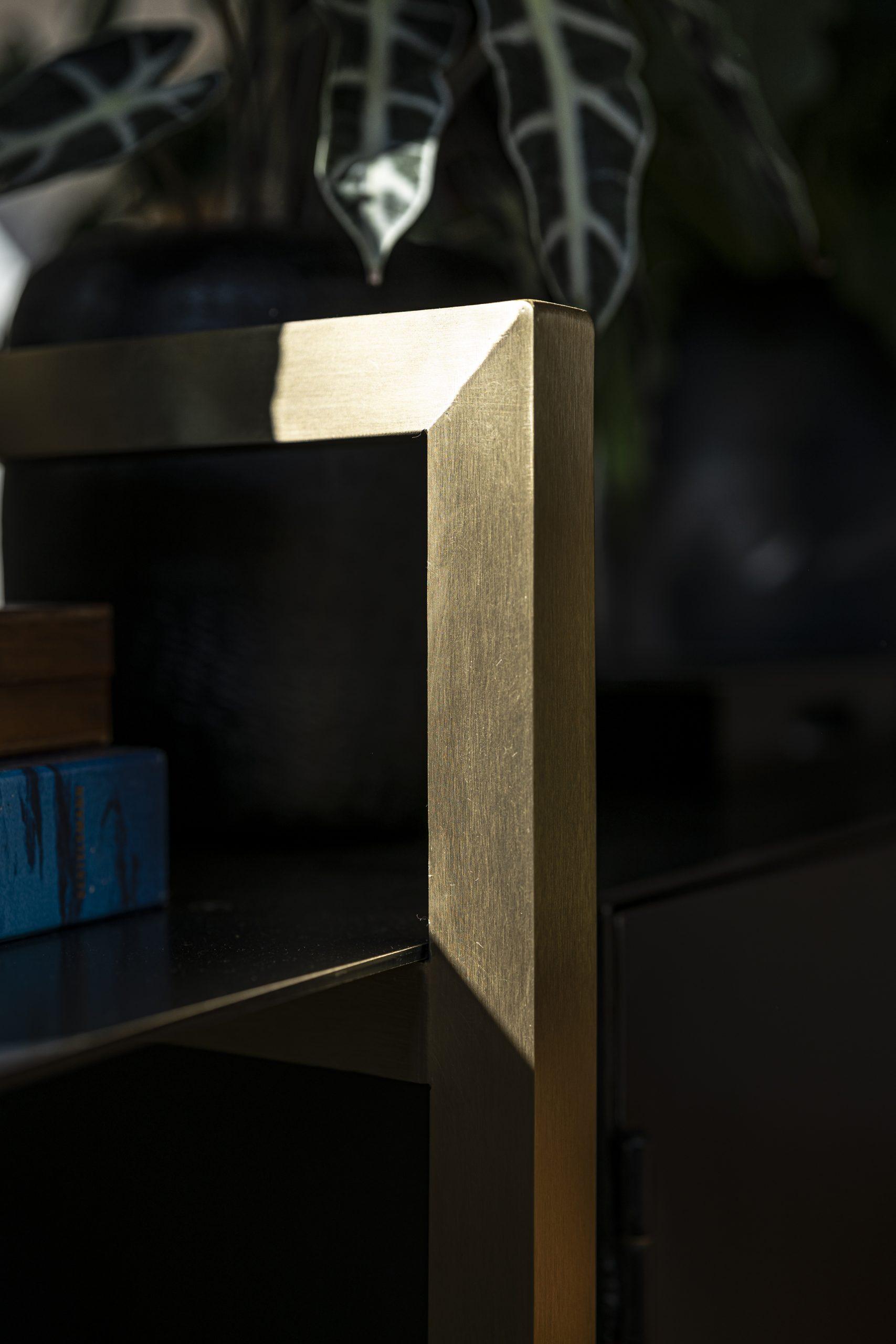 Möbel Detail der Möbelschlosserei VINDU Stylez